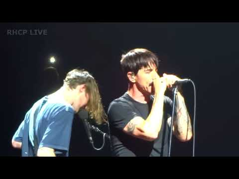 Red Hot Chili Peppers - Feasting On The Flowers - Paris. FR