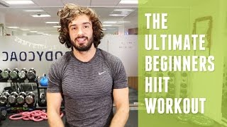 Try this ultimate beginners HIIT workout if you're just starting out