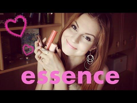 Покупки! Новинки косметики essence!)