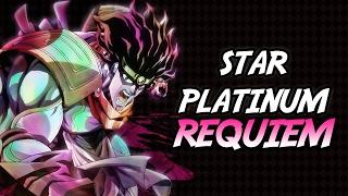Stand Up: Star Platinum Requiem (Speculation) - Jojo's Bizarre Adventure | Kaleb I.A.