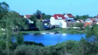 preview picture of video 'Pasym od strony jeziora Kalwa'