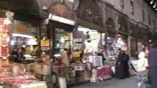 preview picture of video 'Rockin The Kasbah Damascus Old City Souk 1'