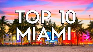 ✅ TOP 10: Things To Do In Miami