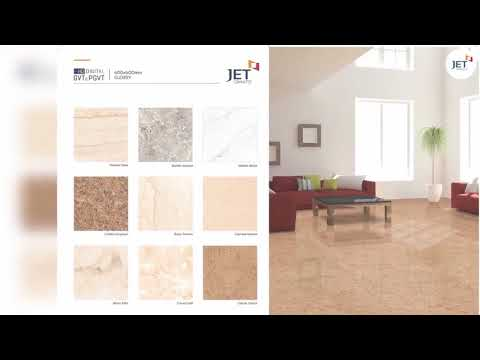 JET GVT Tiles.(60X60)