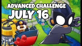 BTD6 Advanced Challenge - Possible 2T CHIMPS - July 11, 2019