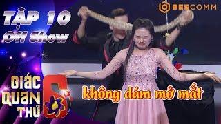 Giác Quan Thứ 6 | Lâm Vỹ Dạ, Lê Lộc bị trăn dọa sợ đến xanh mặt | Off Show Tập 10