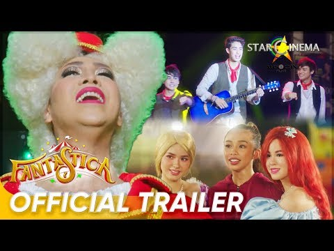 Official Trailer | 'Fantastica'