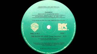Change ft Luther Vandross - The Glow Of Love (Warner Bros/RFC Records 1980)