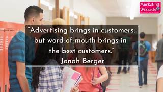 Top 10 Marketing Quotes To Inspire You!