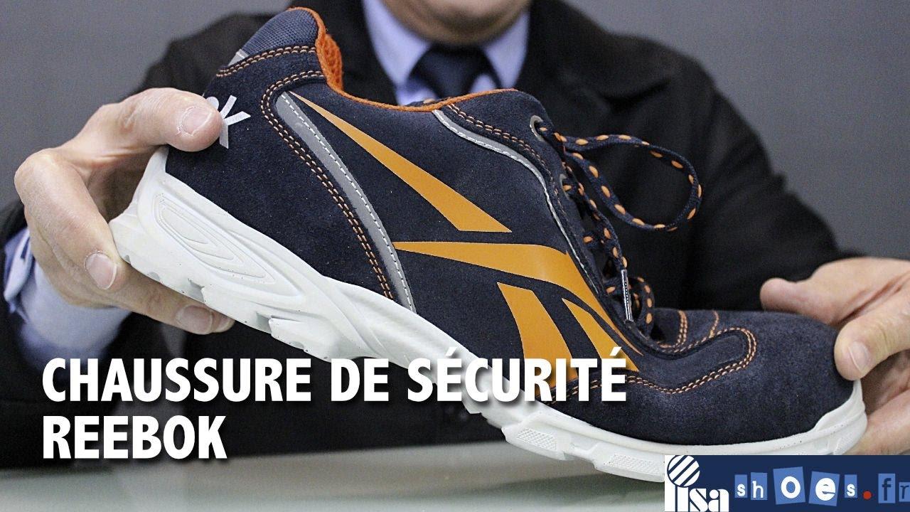 Chaussure de sécurité sport REEBOK LISASHOES