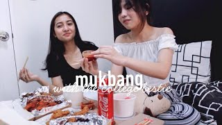 Wt The College Bestie: Q&A + Mukbang (College Tips)