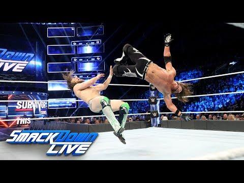 Daniel Bryan wins WWE Championship in shocking fashion: SmackDown LIVE, Nov. 13, 2018