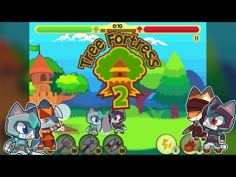 Video of Tree Fortress 2 - TD Game