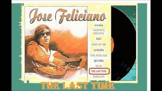 Jose Feliciano -  The Last Time.