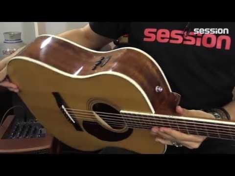 Fender PM-1 Dreadnought & Deluxe VS Westerngitarren (im Vergleich)
