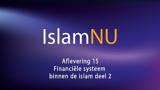 Islamnu: Financiele systeem in de Islam