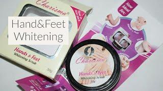 Charisma Hand & Feet Whitening Scrub - Urdu Review