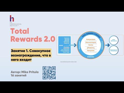 Новая модель Total Rewards от WorldatWork - что нового? Как работает Совокупное вознаграждение?