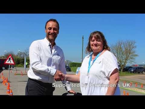 TGA: Safe Mobility Scooter Driving and Charity Awareness Day 2018 (v2) YouTube video thumbnail