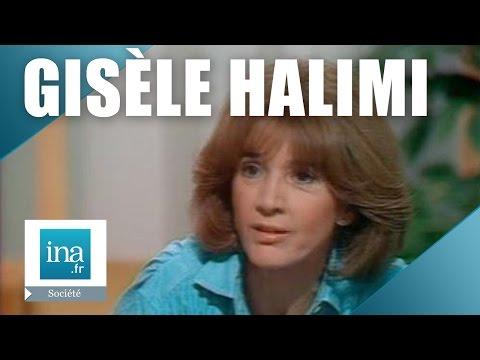 Vidéo de Gisèle Halimi