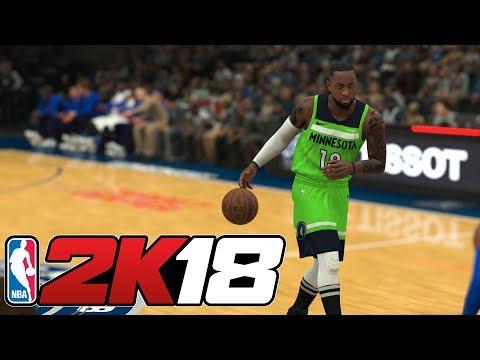 NBA 2K18 - Карьера игрока #2