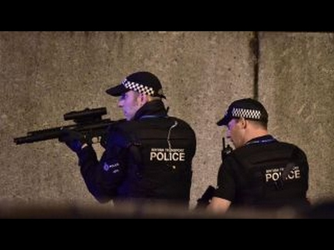 London police: Three attack suspects shot and killed