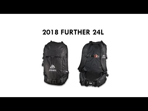 Jones Snowboards 2018 Further 24L Pack