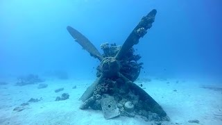 Wrecks of Saipan | Part 3 | Emily H8K Flying boat