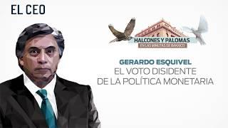 Gerardo Esquivel, el voto disidente de la política monetaria
