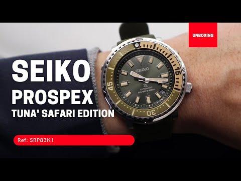 Seiko Prospex Street Series 'Tuna' Safari Edition SRPF83K1