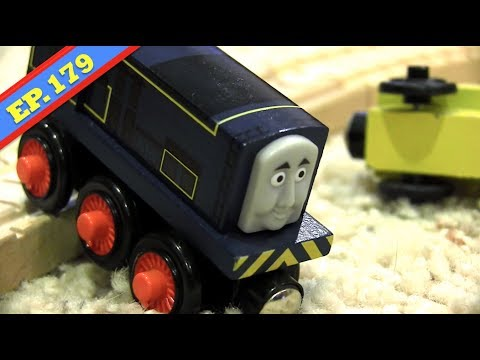 Sidney the Renegade | Thomas & Friends Wooden Railway Adventures | Episode 179
