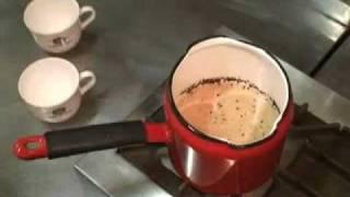 紅茶ロイヤルミルクティチャイ二人分~紅茶専門店の紅茶教室.wmv