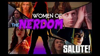 Women of The Nerdom, Vol. I: Salute