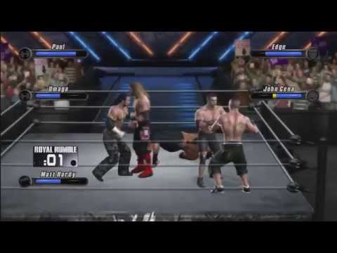 Download Royal Rumble SmackDown Vs. Raw 2008 HD Mp4 3GP Video and MP3