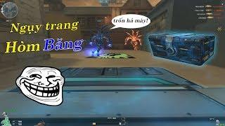 Ngụy Trang Hòm Hero Băng TROLL Zombie NANO CFQQ - Rùa Ngáo