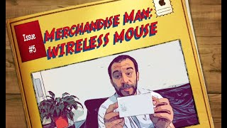 Merchandise Man Wireless Optical Mouse issue #5
