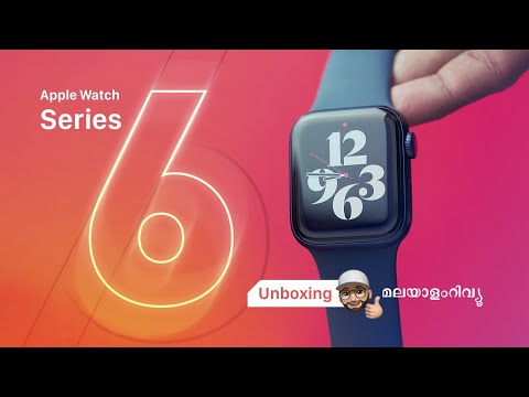 Apple Watch series 6 Unboxing | New features | Malayalam Review - Tec Tok By Hareesh