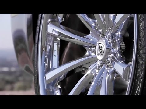 """Lexani Rims - Concave CVX 55 22"""" Jaguar XJ"""