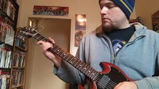 Coldest Sun - Danzig (Guitar Cover)