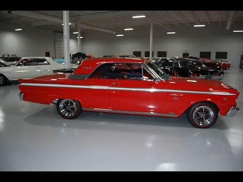 1963 Ford Fairlane (CC-1368032) for sale in Rogers, Minnesota