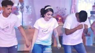 Teresa Surprise Dance (Baile Sorpresa)