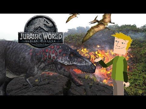 POŘÁDNÁ HRA O DINOSAURECH? | Jurassic World: Evolution | Recenze
