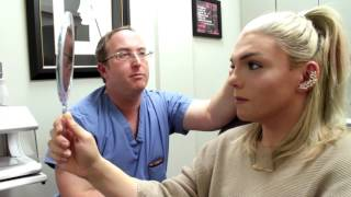 FFS Pre-Op Appointent w/ Dr Spiegel (Facial Feminization Surgery)   Stef Sanjati