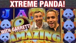 King Jason & Garrett play @ Peppermill! | Stinkin Rich 💵 | Mighty Cash | Xtreme Panda 🐼 💰 🎰 🙌