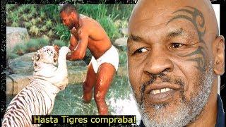 Así vive Mike Tyson en la Actualidad | El Boxeador que Gano 300 Millones y lo perdió Todo