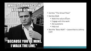 The Gemba Walk: Linking Strategy with Execution