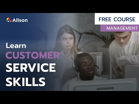 Customer Service Skills- Free Online Course with Certificate ...
