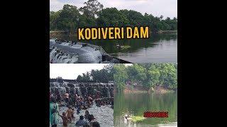 கொடிவெறி அணை ஈரோடு மாவட்டம்👌👏 kodi veri dam view near sathyamangalam