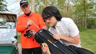Psycho Family Golfing