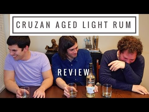 Cruzan Aged Light Rum Review